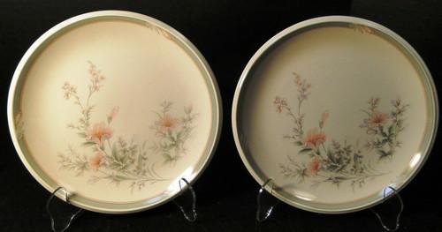 "Noritake Keltcraft Deerfield Salad Plates 8 1/8"" 9159 Set of 2 | DR Vintage Dinnerware and Replacements"