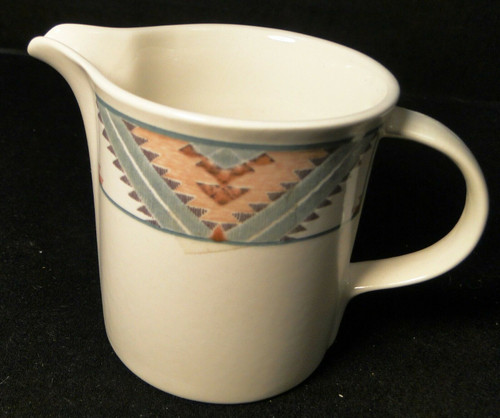 Mikasa Santa FE Creamer CAC24 Intaglio Southwest | DR Vintage Dinnerware and Replacements