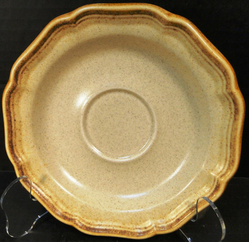 """Mikasa Whole Wheat Saucer 6 1/4"""" E8000 