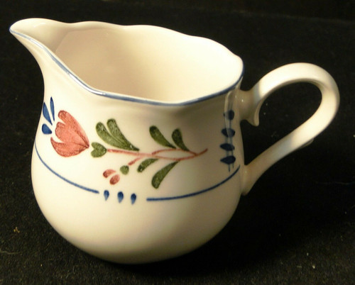 Nikko Avondale Creamer Provisional Designs Japan | DR Vintage Dinnerware and Replacements