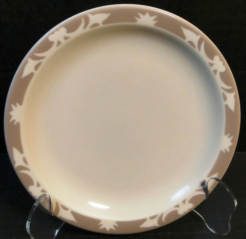 """Syracuse Nutmeg Grill Bread Plate 6 1/2"""" Restaurant Ware 