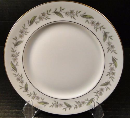 "Royal Jackson Bridal Wreath Salad Plate 8"" Excellent"
