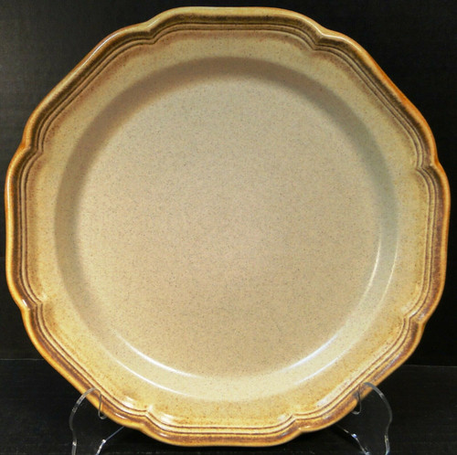 """Mikasa Whole Wheat Dinner Plate 10 3/4"""" E8000 