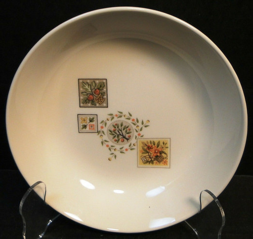 """Taylor Smith Taylor Brocatelle Cereal Bowl 6 3/4"""" Ever Yours 