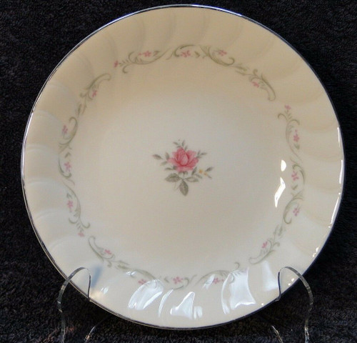 Fine China of Japan Royal Swirl Berry Fruit Dessert Bowl 5 5/8Fine China of Japan Royal Swirl Saucers Set of 4 | DR Vintage Dinnerware Replacements | DR Vintage Dinnerware Replacements