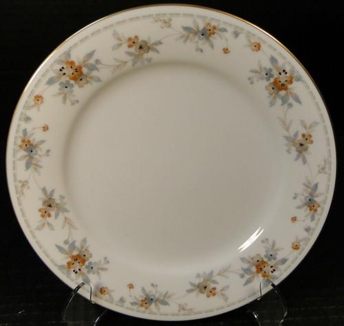 "Noritake Legendary Secret Love Salad Plate 3481 8 1/4""   DR Vintage Dinnerware and Replacements"