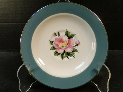 Homer Laughlin International China Empire Green Saucer | DR Vintage Dinnerware and Replacements