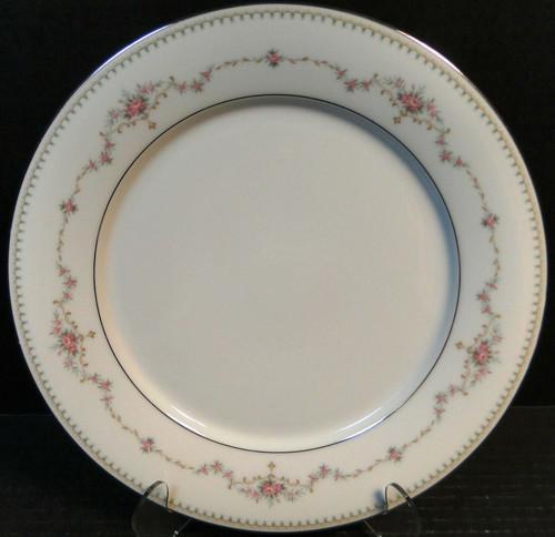 "Noritake Fairmont Dinner Plate 6102 10 1/2"" Excellent"