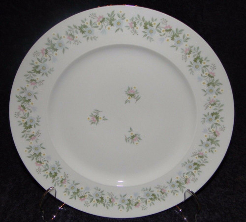 """Johann Haviland Bavaria Forever Spring Dinner Plate 10"""" Excellent"""