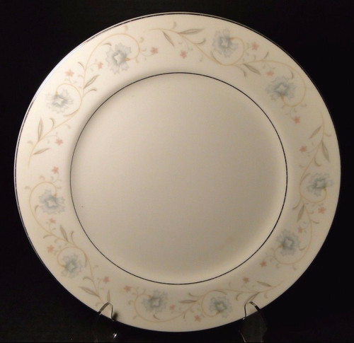 Fine China of Japan English Garden 1221 Dinner Plate 10 1/4"