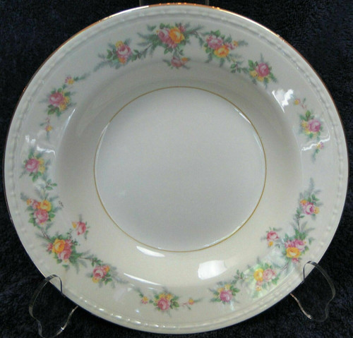 Homer Laughlin Eggshell Georgian Countess Soup Bowl | DR Vintage Dinnerware and Replacements