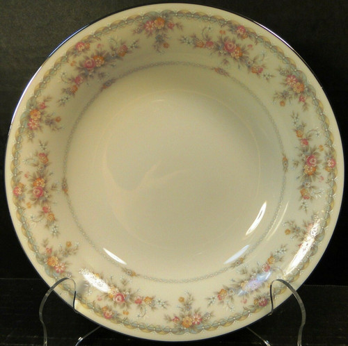 "Noritake Veranda Soup Bowl 7 5/8"" 3015 | DR Vintage Dinnerware and Replacements"