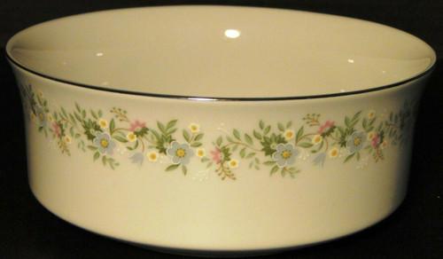 "Johann Haviland Bavaria Forever Spring Vegetable Serving Bowl 7 1/2"" | DR Vintage Dinnerware and Replacements"