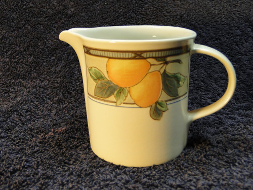 Mikasa Garden Harvest Intaglio Creamer CAC29 | DR Vintage Dinnerware and Replacements