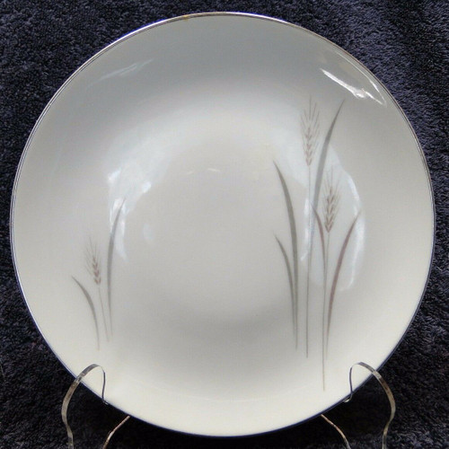 Fine China of Japan Platinum Wheat Bread Plate 6 3/8"