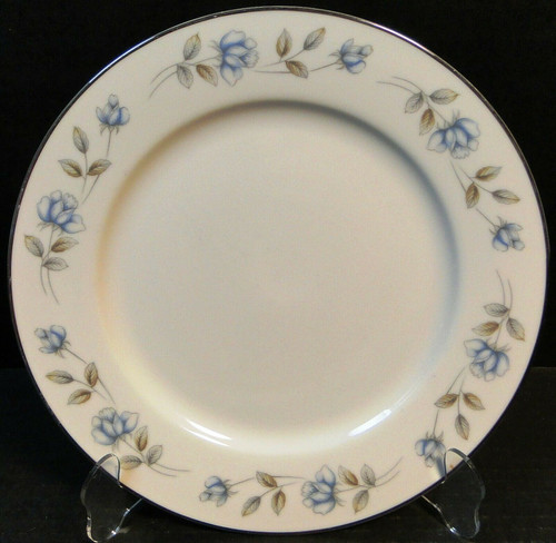 """International China Elegant Lady Dinner Plate 10 1/4""""   DR Vintage Dinnerware and Replacements"""