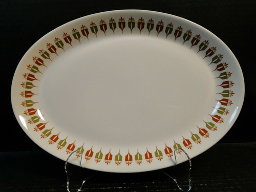 Syracuse China Captain's Table Platter 11 1/2 Syralite Restaurant Ware | DR Vintage Dinnerware and Replacements