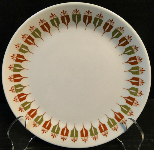 "Syracuse Captain's Table Dinner Plate 10 1/2"" Restaurant Ware 