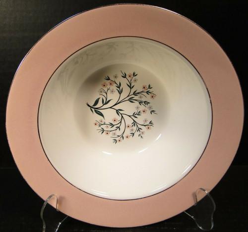 Homer Laughlin Cavalier Springtime Vegetable Serving Bowl 9 1/2 CV32 | DR Vintage Dinnerware and Replacements