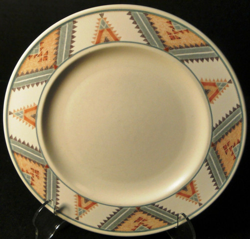 """Mikasa Santa FE Dinner Plate 11 1/8"""" CAC24 Intaglio Southwest 