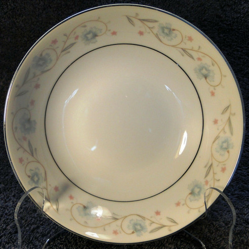 """Fine China of Japan English Garden Cereal Bowl 6 3/8"""" Coupe 