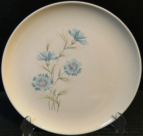 """Taylor Smith Taylor Boutonniere Dinner Plate 10 1/4"""" Ever Yours Excellent"""