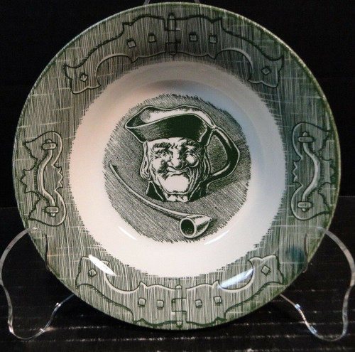 Royal China The Old Curiosity Shop Berry Bowl 5 1/2"