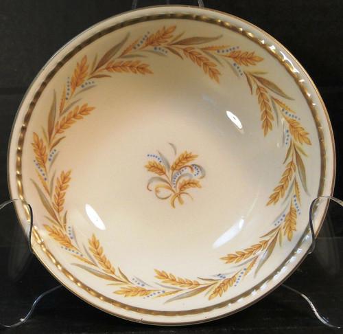 "Homer Laughlin Georgian Eggshell Kingston Berry Bowl 5 1/4"" G3459 | DR Vintage Dinnerware Replacements"