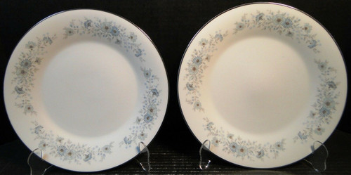 "Noritake Inverness Dinner Plates 10 1/2"" 6716 Set of 2 
