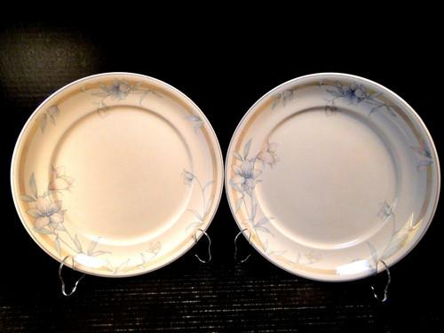 "Noritake Keltcraft IRELAND Kerry Spring Dinner Plates 10 1/4"" 9133 Set 2 | DR Vintage Dinnerware and Replacements"
