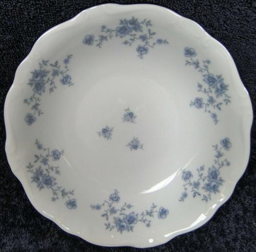 Johann Haviland Bavaria Blue Garland Soup Bowl Salad 7 1/2 | DR Vintage Dinnerware and Replacements
