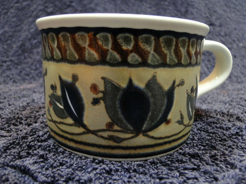 Mikasa Intaglio Arabella CAC01 Cup Coffee Mug | DR Vintage Dinnerware Replacements
