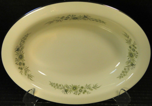 Wedgwood Westbury Oval Vegetable Serving Bowl 10"