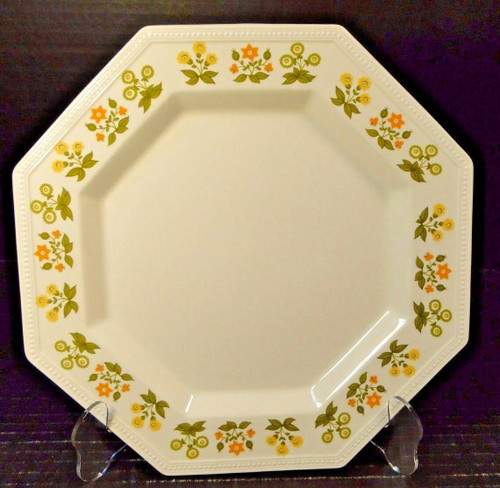 Johnson Brothers Heritage Ironstone Posy Dinner Plates | DR Vintage Dinnerware Replacements