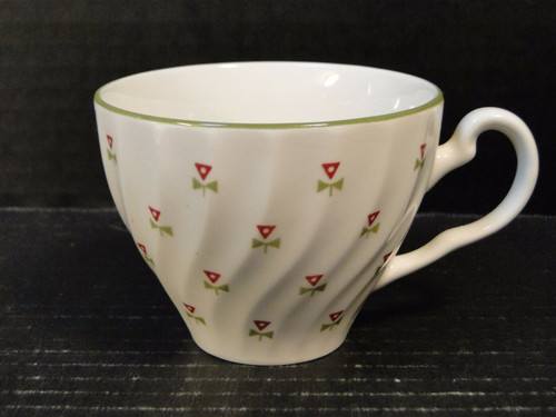 Johnson Brothers Thistle Tea Cup | DR Vintage Dinnerware Replacements