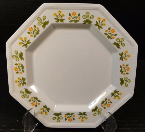 Johnson Brothers Heritage Ironstone Posy Salad Plate 7 1/2"