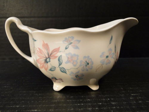 Johnson Brothers Lynton Carnation Creamer | DR Vintage Dinnerware Replacements