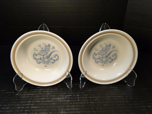 "Royal Doulton Inspiration Berry Bowls 5 7/8"" LS1016 Set of 2 