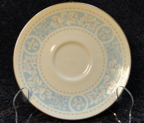 Royal Doulton Hampton Court TC1020 Saucers (Set of 2) | DR Vintage Dinnerware Replacements