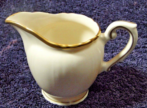 Syracuse China Brantley Creamer Federal Shape | DR Vintage Dinnerware Replacements