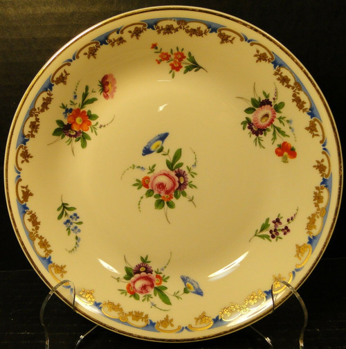 """Syracuse Lady Louise Soup Bowl 7 1/2"""" 