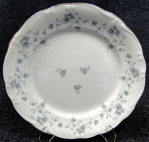 "Johann Haviland Blue Garland Traditions Dinner Plate 10"" | DR Vintage Dinnerware Replacements"