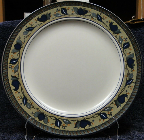 "Mikasa Intaglio Arabella Chop Plate Platter 12 5/8"" CAC01 
