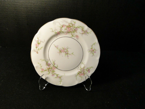 Theodore Haviland NY Rosalinde Salad Plate 7 1/2"