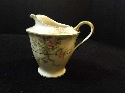 Theodore Haviland NY Rosalinde Creamer | DR Vintage Dinnerware and Replacements
