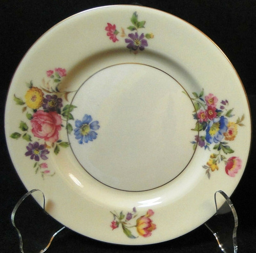 Theodore Haviland NY Pasadena Bread Plate 6 1/4 | DR Vintage Dinnerware Replacements
