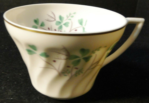Syracuse China Clover Tea Cup | DR Vintage Dinnerware Replacements