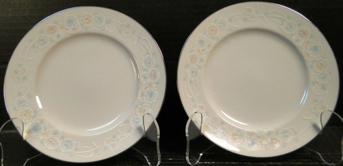 "Noritake Valencia Bread Plates 6 3/8"" 3163 Ireland Set of 2 