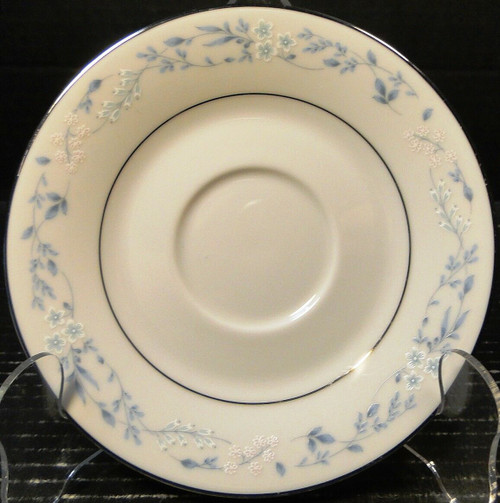 Noritake Carolyn Saucer 2693 | DR Vintage Dinnerware Replacements