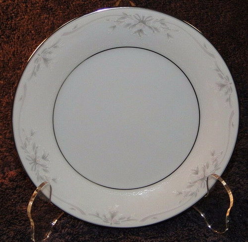 "Noritake Silk Ribbons 3996 Bread Dessert Plate 6 1/2"" | DR Vintage Dinnerware Replacements"